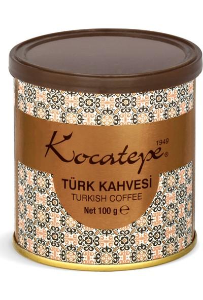 Kocatepe Türk Kahvesi 100 gr Teneke