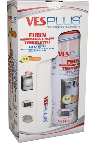 Vestel Vesplus Fırın Temizleyici