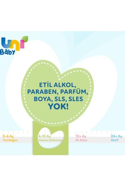 Uni Baby Hassas Dokunuş Islak Mendil 12'li 624 Yaprak