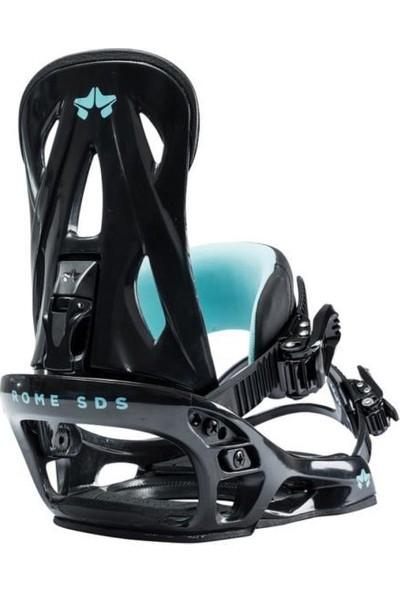Rome Shift G1 Snowboard Bağlama Siyah