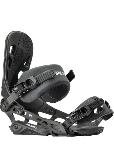 Rome 390 Boss G1 Snowboard Bağlama Siyah