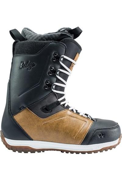 Rome Bodega Snowboard Ayakkabısı Siyah/kahverengi