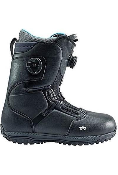 Rome Inferno Snowboard Ayakkabısı Siyah