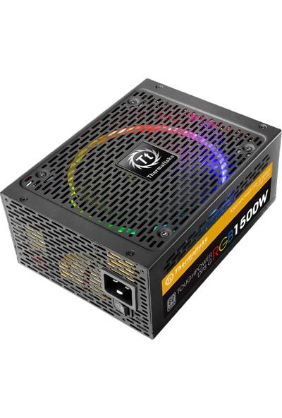 Thermaltake 80 Plus Platinum Rgb TPG-1500DH5FET 1500W Power Supply 10YEAR Warranty Digital Dps G App