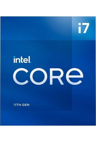 Intel Core i7 11700K 2.9GHz 1200 Pin 16 MB Cache İşlemci (Fansız)