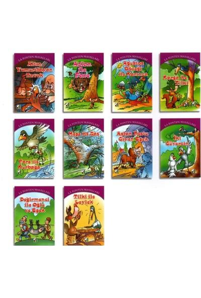 Damla Yayınevi 1. ve 2. Sınıf Hikaye Kitabı 10 Kitap La Fonten Masalları