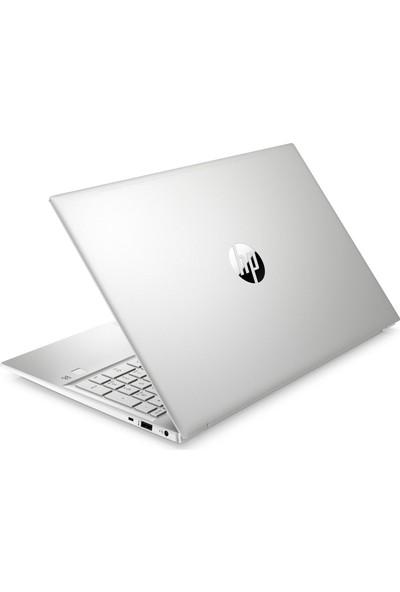 "HP Pavilion 15-EG0011NT Intel Core i5 1135G7 8GB 512GB SSD MX350 Windows 10 Home 15.6"" FHD Taşınabilir Bilgisayar 2X9J4EA"