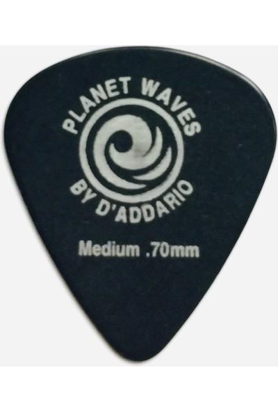 Planet Waves Medium 0.70 mm Pena (Siyah)