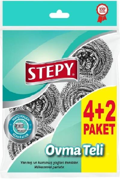 Stepy Ovma Telı 6 Lı Eko Paket