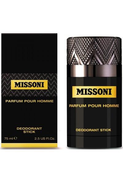 Missoni Pour Homme 75 ml Erkek Deodorant Stick