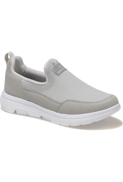 Salvano Poınt 1fx Gri Erkek Slip On Ayakkabı