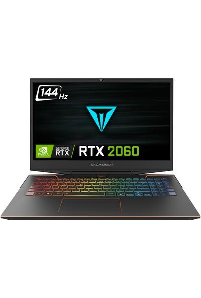 "Casper Excalibur G900.1075-B660X Intel Core i7 10750H 16GB 1TB + 500GB SSD RTX2060 FreeDos 15.6"" FHD Taşınabilir Bilgisayar"