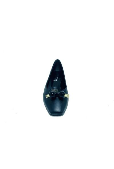 De Scarıo 208 Siyah Günlük Ayakkabı
