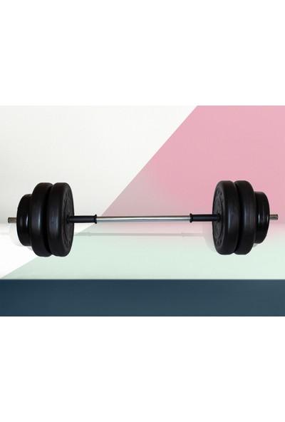 Fitset 52 kg Halter Seti