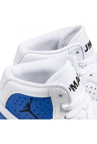 Nike Erkek Beyaz Jordan Access Spor Ayakkabı AR3762-104