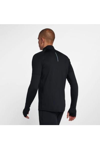 Nike Element 1/2-Zip Running Top Erkek Sweatshirt CD8273-010