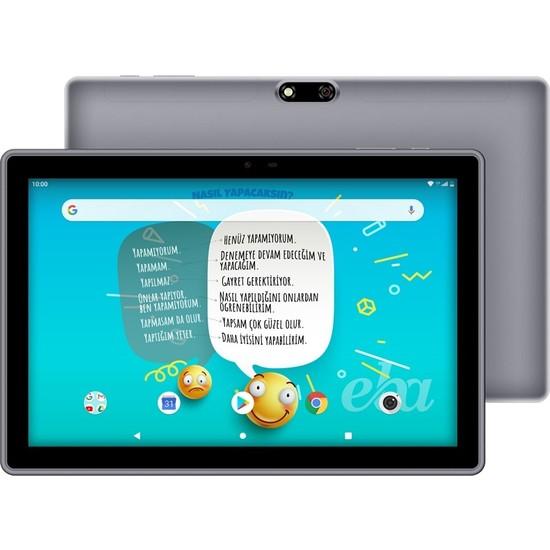 """General Mobile E-Tab 20 64GB 10.1"""" IPS Tablet"""