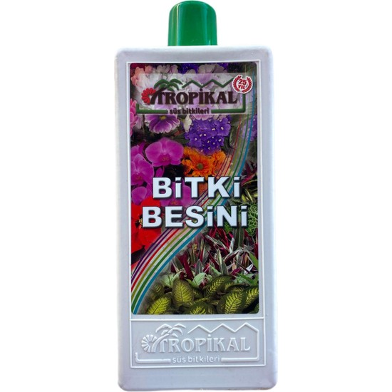 Tropikal Genel Bitki Besini – 1000ML
