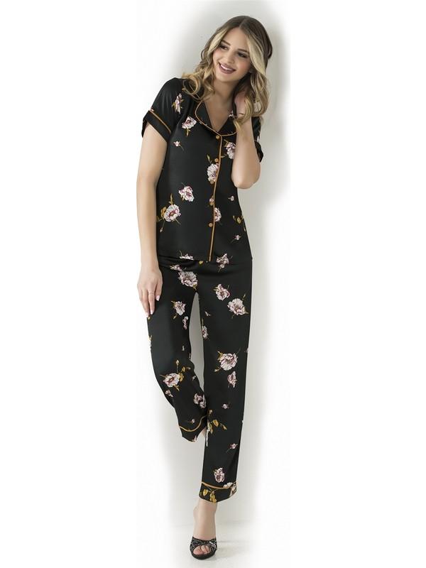 Flz Kısa Kol Pijama Takımı