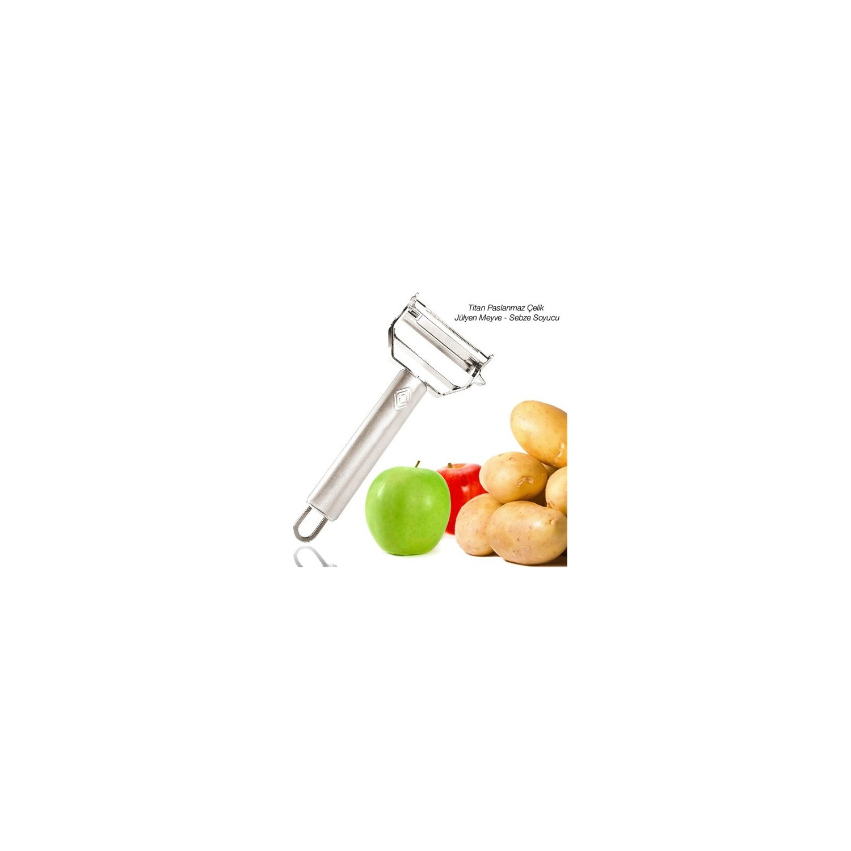 Mutfak Gereçleri: Sebze Soyacağı