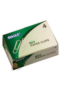 Daily Paper Clips No. 4