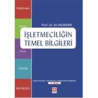İşletmeciliğin Temel Bilgileri-Ali Akdemir