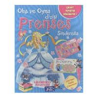 Oku Ve Oyna Dizisi Prenses Sinderella-Kolektif
