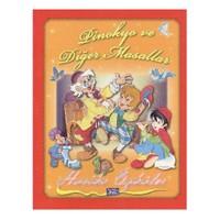 Harika Öyküler Pinokyo Ve Diğer Masallar-Kolektif