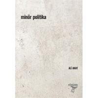 Minör Politika-Ali Akay