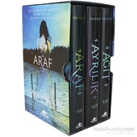 Araf Serisi Kutulu (3 Kitap)-Tara Hudson