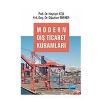 Modern Dış Ticaret Kuramları-Oğuzhan Türker