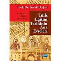 Türk Eğitim Tarihinin Ana Evreleri: Kurumlar, Kişiler ve Söylemler