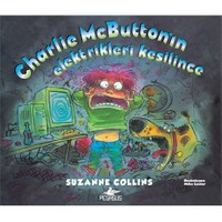 Charlie Mcbutton'In Elektrikleri Kesilince-Suzanne Collins