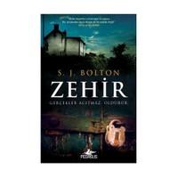 Zehir - S. J. Bolton