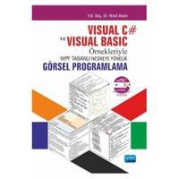 Visual C# Ve Visual Basic Örnekleriyle Wpf Tabanlı Nesneye Yönelik Görsel Programlama - Hürol Aslan