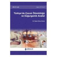 Türkiye'De Çocuk Ölümlülüğü Ve Doğurganlık Analiz