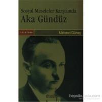 Sosyal Meseleler Karşısında Aka Gündüz - Mehmet Güneş
