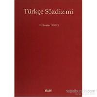 Türkçe Sözdizimi-H. İbrahim Delice