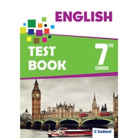7 Sınıf İngilizce Soru Bankası Tudem Yay