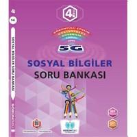 4 Sınıf 5G Sosyal Bilgiler Soru Bankası Sözün Özü Yay