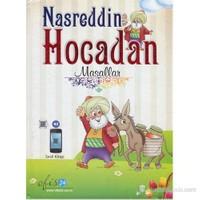 Nasreddin Hocadan Masallar (k.boy-ciltli) - Bitişik Eğik Yazılı – Sesli Kitap