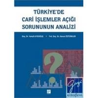 Türkiye'de Cari İşlemler Açığı Sorununun Analizi