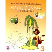 Noktaları Birleştirelim Hayal Dünyası (CD Hediyeli)