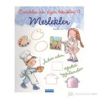 Meslekler - (Çocuklar İçin Çizim Teknikleri 4)
