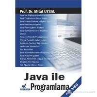 Java ile Programlama - Mithat Uysal
