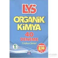 LYS Organik Kimya 40 Deneme