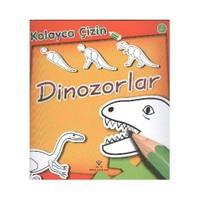 Kolayca Çizin: Dinozorlar-Peter Bull
