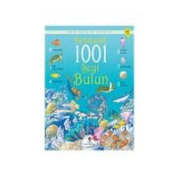 Erken Çocukluk Kitaplığı: Denizdeki 1001 Şeyi Bulun (3-6 Yaş) - Katie Daynes