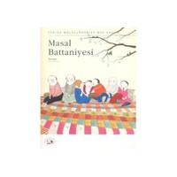 Masal Battaniyesi - Harriet May Savitz