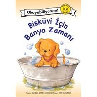 Bisküvi İçin Banyo Zamanı-Alyssa Satin Capucilli